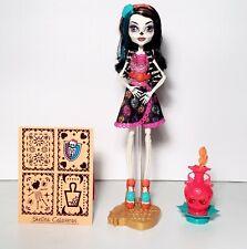 Monster High Art Class Skelita Calaveras Doll Mattel