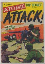ATOMIC ATTACK # 6
