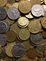 100 Gramm Restmünzen/Umlaufmünzen Litauen