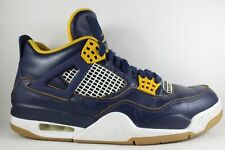 Nike Air Jordan 4 IV Retro Dunk From Above Navy size 8.5