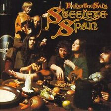 STEELEYE SPAN - BELOW THE SALT chrysalis 040 1008 A L LP 1972 IT