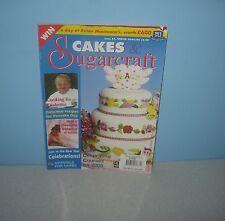 Cake Craft & Decoration Magazine Issue 87, 2004/05 Back Issue United Kingdom