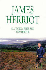 All Things Wise and Wonderful by James Herriot (Paperback, 1979)