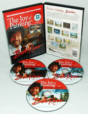 Bob Ross  SERIES 1 Just Released, 13 OIL paintings, 3 DVDs , AMERICA's FAVORITE