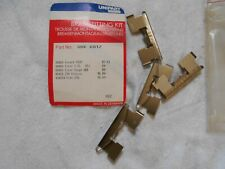 Rover 213, 216, Honda Accord, Civic, CRX Unipart Front Brake Pad Fitting Kit
