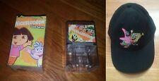 RARE Vintage Nickelodeon Magazine Spongebob Patrick Star Hat & Coin Sorter Bank