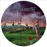 MEGADETH - YOUTHANASIA NEW VINYL