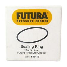 Futura Sealing Ring For 3 Ltr Pressure Cooker F40-16 Set Of 5 By DHL