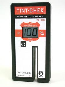 Tint-Chek Window Tint Meter - TC1800