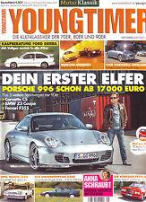 Youngtimer 5/15 Porsche 996/Gemballa 928/Koenig SL/Corvette C5/BMW Z3 Cpe´/2015
