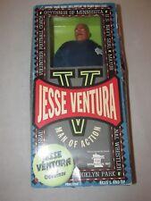 Jesse Ventura Man of Action * Volunteer Football Coach * FREE SHIPPING!!
