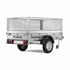Brenderup Commercial Trailer and Transporter Parts