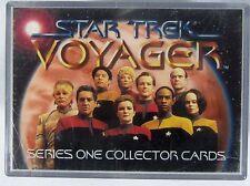 1995 SkyBox Star Trek: Voyager Season One Series 2 #46 Cathexis Card 6b1