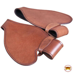 Replacement Saddle Fenders Hilason Youth Short Western W/ Hobble Strap