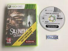 Silent Hill Downpour - Promo - Microsoft Xbox 360 - PAL EUR