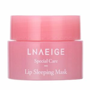 Lip Sleeping Mask Maintenance Moisturizing Gloss Bleach Cream Night Care Pink