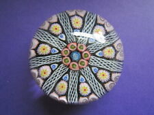 VINTAGE PERTHSHIRE GLASS PAPERWEIGHT