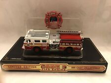 Code 3 Fire Engine # 280 Limited Edition Die-Cast Collectible Pre Owned 1:64