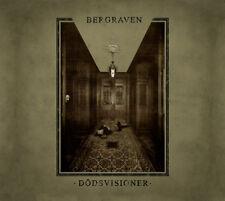Bergraven - Dödsvisioner CD,SWEDEN Black Metal