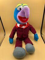 Large Gonzo The Muppets Disney Plush Kids Soft Stuffed Toy Animal Doll Puppet