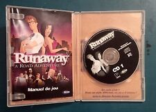 PC CD-ROM Runaway A Road Adventure Jeux Video Game