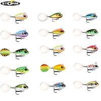 STORM Gomoku Spin Vibration Fishing Lure 4.5 - 5cm / 6 - 10g Various Colours