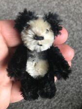 Rare Vintage Miniature Schuco Piccolo Panda Bear 2.5� Fully Jtd Nice Nr!