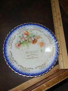 1890s Benjamin Weaver Store Plate Spring Grove Pa