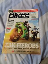 Performance Bikes/New Norton Commando/Benelli Tornado/Ducati 748/Harris XR 1200/