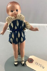 """6"""" Antique American Composition Tiny Patsy Doll! Rare! Adorable! 18156"""