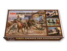 Timpo Cowboys and Gunfighters Play Set Box