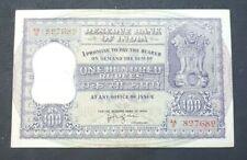 Republic India - 100 RUPEES - LARGE NOTE - Iyengar -  XF