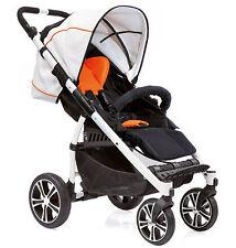 S4 Kinderwagen mit 5-Punkt-Sicherheitsgurt
