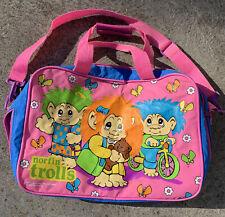 Norfin Trolls Bag 1992 Shoulder Bag VINTAGE GREAT SHAPE