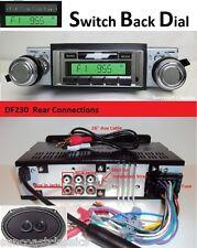 1973-77 Chevelle  AM FM Stereo Radio w/ Speaker 230DF