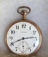 Antique Waltham #18876561 Pocket Watch Wadsworth Referee  2262929 Parts