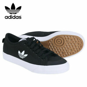 Adidas Nizza Trefoil Men's Running Shoes FW5185 US-10 Black Friday Deals!!
