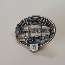 Roadway 11 Year Safety Award Pin