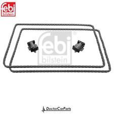 Timing Chain Kit Right/Left/Upper for BMW X5 E53 4.4 4.6 00-03 M62 Petrol Febi