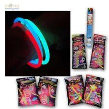 Glowsticks 5 Different Sets, Bracelet Glow Stick Party Decoration Lights