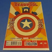 Deadpool #18 Volume 3 The Good, The Bad, and The Ugly Pt 4 NM Marvel Comics