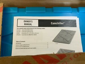 "Cambro CP814 Camchiller Food Pan Chiller 8"" x 14"" (20,3 x 35,6 cm)"