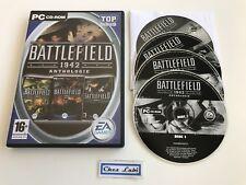 Battlefield 1942 Anthologie - PC - FR - Sans Notice