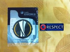 Official UEFA Europa League + RESPECT Patch 2015/2016/2017*Home Away 3rd Shirt
