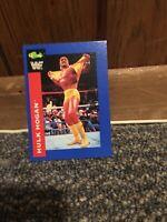 WWF Classic Trading Card 1991 Hulk Hogan #35