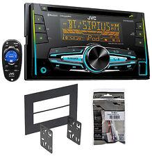 2005-2008 Subaru Forester JVC Bluetooth CD Player Receiver USB/iPhone/Sirius
