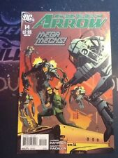Green Arrow #14 New 52 (2011 Series) DC VF+ (BIK085)