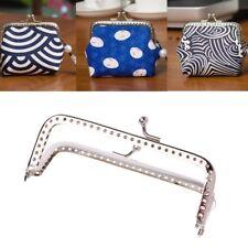 1PC Square Metal Frame Kiss Clasp For Handle Bag Purse 10cm DIY Accessories