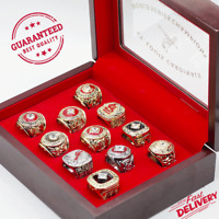 St. Louis Cardinals 11 World Series Championship Ring Set Gift