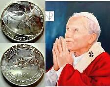 VATICANO (GIOVANNI PAOLO II) 1992,500 LIRE